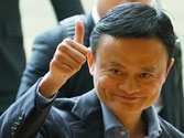 Alibaba Group founder Jack Ma rides 'Forrest Gump' story to riches