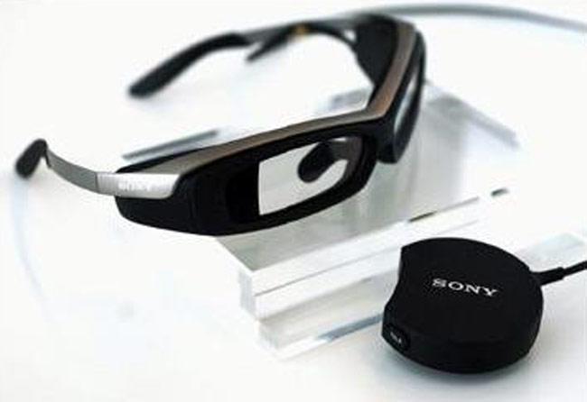 Sony's Smart EyeGlass will take on Google Glass in the smart eyewear category