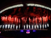Asian Games opens with spectacular show at Incheon