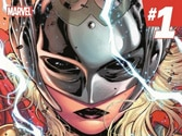 Marvel releases images of new female Thor