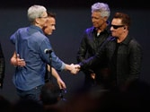U2 surprise Apple event with new album released for free on iTunes