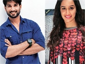 Shahid, Shraddha share shades of their Haider
