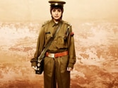 PK poster: Meet Jagat Janini Anushka Sharma with the transistor