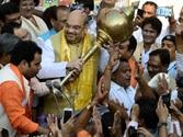 Modi, Amit Shah redefining BJP's language of business