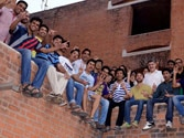 IIM-Ahmedabad encourages its students to absorb a gamut of ideas and experiences