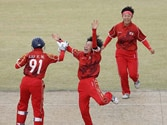 Women are taking lead in an ambitious effort to make the Middle Kingdom a major cricketing nation