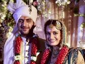 Dia Mirza marries her beau Sahil Sangha