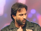 Saif matches Govinda's steps at Happy Ending music launch