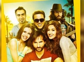 Trailer: Saif Ali Khan as flamboyant writer in Happy Ending
