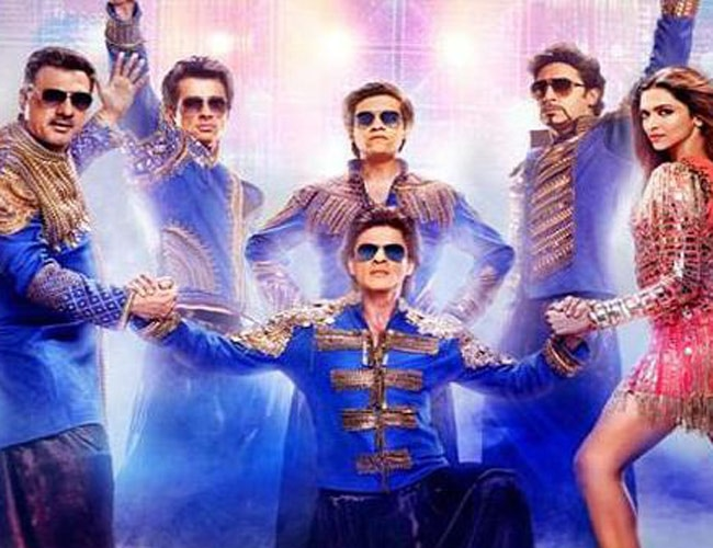 Happy New Year's Sharabi song lands into trouble - Movies News
