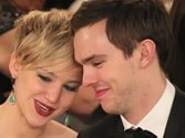 Ex-lovers Jennifer Lawrence, Nicholas Hoult get intimate on screen