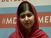 Malala Yousafzai 'really happy' to share Nobel prize with an Indian