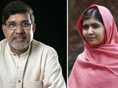Divided by borders, united by peace: B-Town hails Satyarthi, Malala