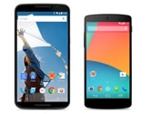 Specs comparison: Nexus 6 vs Nexus 5