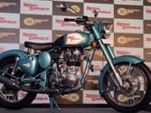 Royal Enfield able to increase sales by 65 per cent in September 2014