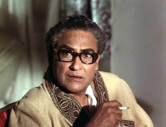 Veteran actor Ashok Kumar