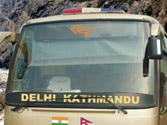 Now, a DTC bus to Kathmandu for Rs 2300