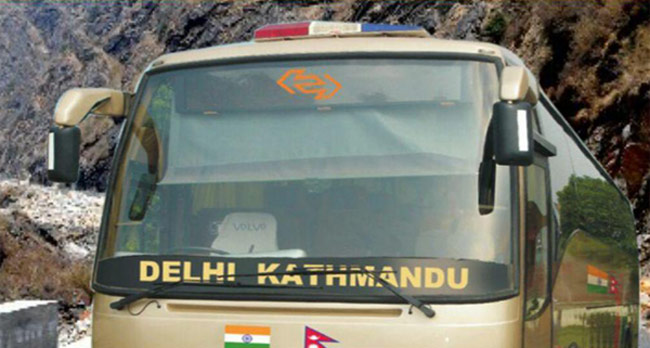 Now, a DTC bus to Kathmandu for Rs 2300 - World News Dtc Bus Route Map Download on