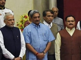 The 65 names of the Modi Cabinet and who is in charge of what