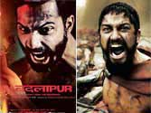 Badlapur: Varun Dhawan's first look a rip-off of Gerard Butler's 300?