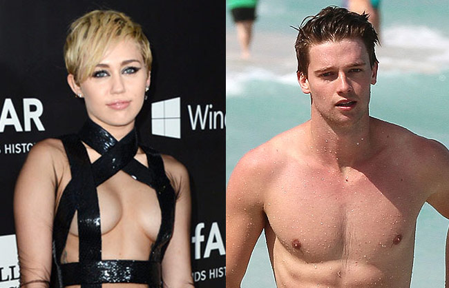 Miley dating arnold son
