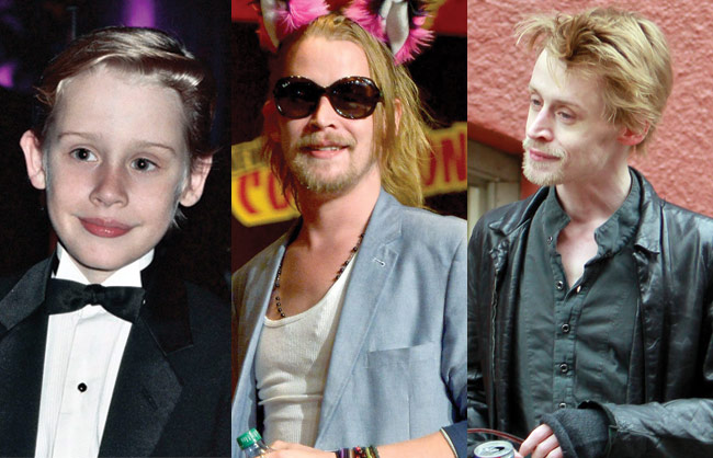 Home alone actor pictures.
