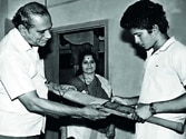 Tendulkar's journey mirrors the aspirations of a changing nation
