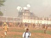 Deadline over, crackdown begins at Rampal's Hisar ashram
