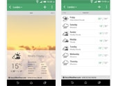 HTC Weather app released on Play Store
