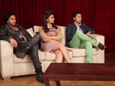 Barely speaking: Parineeti, Ranveer, Ali Zafar with Arnub