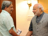 Goa CM Manohar Parrikar tipped to become new defence minister