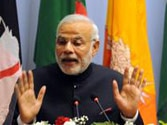 Modi's message to SAARC nations: Fight terror and boost trade