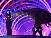 She curses and she knows it: Nicki Minaj changes eight outfits while hosting MTV EMAs