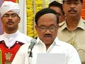 Laxmikant Parsekar is new Goa chief minister