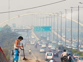 Keep schools off on high pollution days: Environment Pollution Authority urges Supreme Court