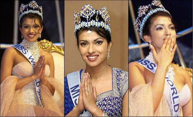 Was I Really 17 Then Priyanka Nostalgic On Miss World Anniversary