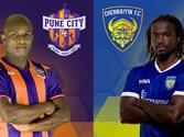 ISL 2014: Valencia steals 1-1 draw for Chennai against Pune City