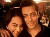 Sonakshi Sinha slams report of Salman Khan making her cry