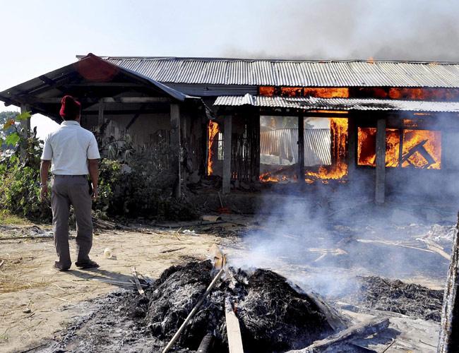 Violence in Assam