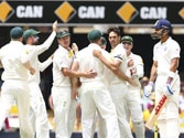Brisbane Test: Australia beat India by 4 wickets, take 2-0 lead