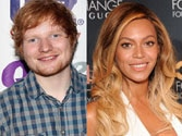 Beyonce, Ed Sheeran most Googled celebs in 2014