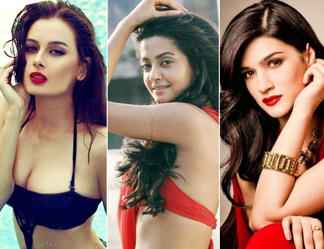 The Hottest Entrants To Bollywood In 2014