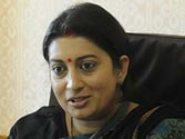 We have managed to bring the Left, Congress and BJP on the same platform, says Smriti Irani