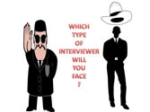 5 kinds of interviewers you are likely to meet