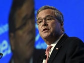 George Bush's brother Jeb to actively explore run for president
