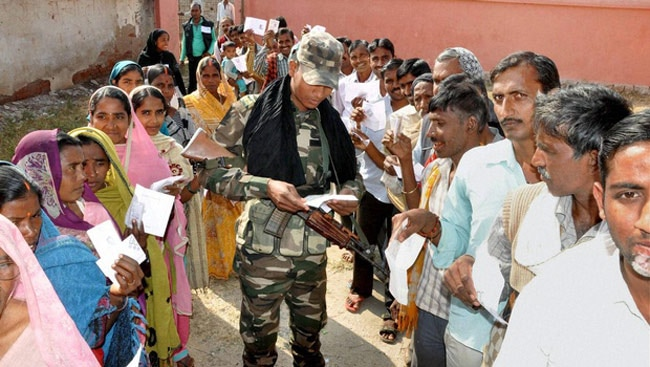 LIVE: Over 13 per cent voting in first 2 hours in Jharkhand