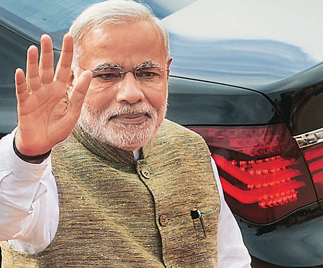 The year India was Modified, will the magic continue in 2015? - Mail