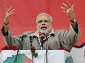 Modi exhorts Kashmiri voters to get rid of dynasty rule and corruption
