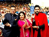Happy New Year screened at Marrakech Film Festival