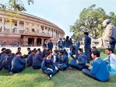 NCERT book shows J-K outside India, Sikkim and North-east as separate nations